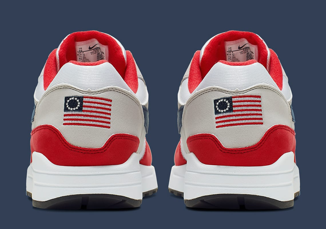 super quality amazing selection exclusive range This Nike Air Max 1 Arrives Right On Time For Independence Day