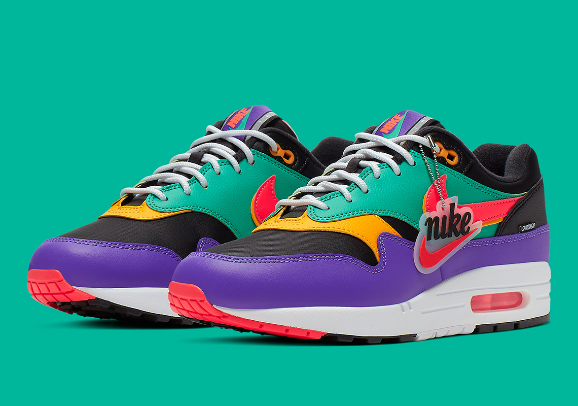 Take a Look at the Air Max 1 Inspired By Vintage Nike