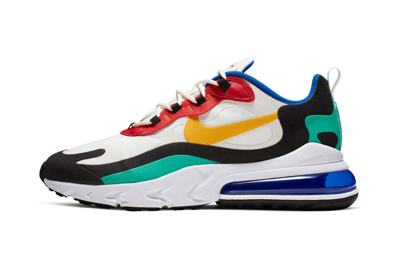 quality design 68ecc 6e5a1 The Air Max 270 React makes its debut at retailers globally and online  beginning July 3. See the initial colorways expected to launch throughout  Summer 2019 ...