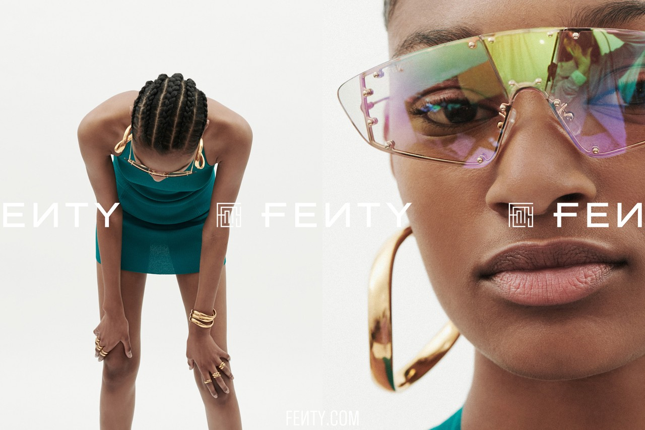 rihanna fenty release   collection