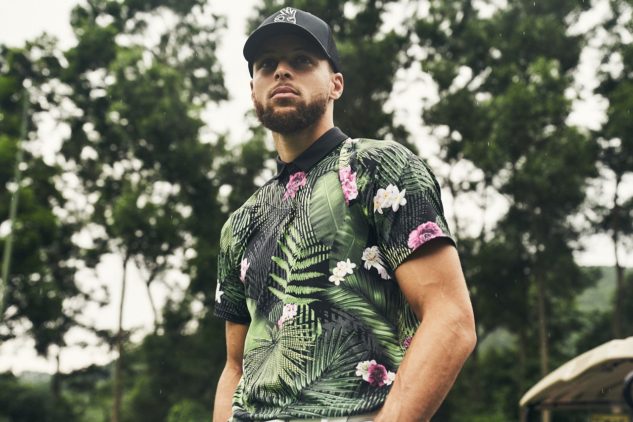 3d6feba4b6 Steph Curry Fronts the New Under Armour Golf Collection | The Source