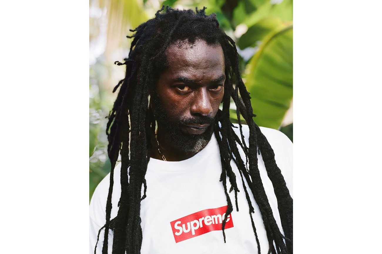supreme buju banton collaboration teaser