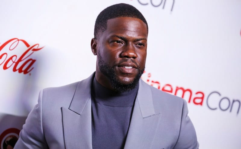 Kevin Hart Under Fire for 'Zero F*cks Given' Onesie on Baby