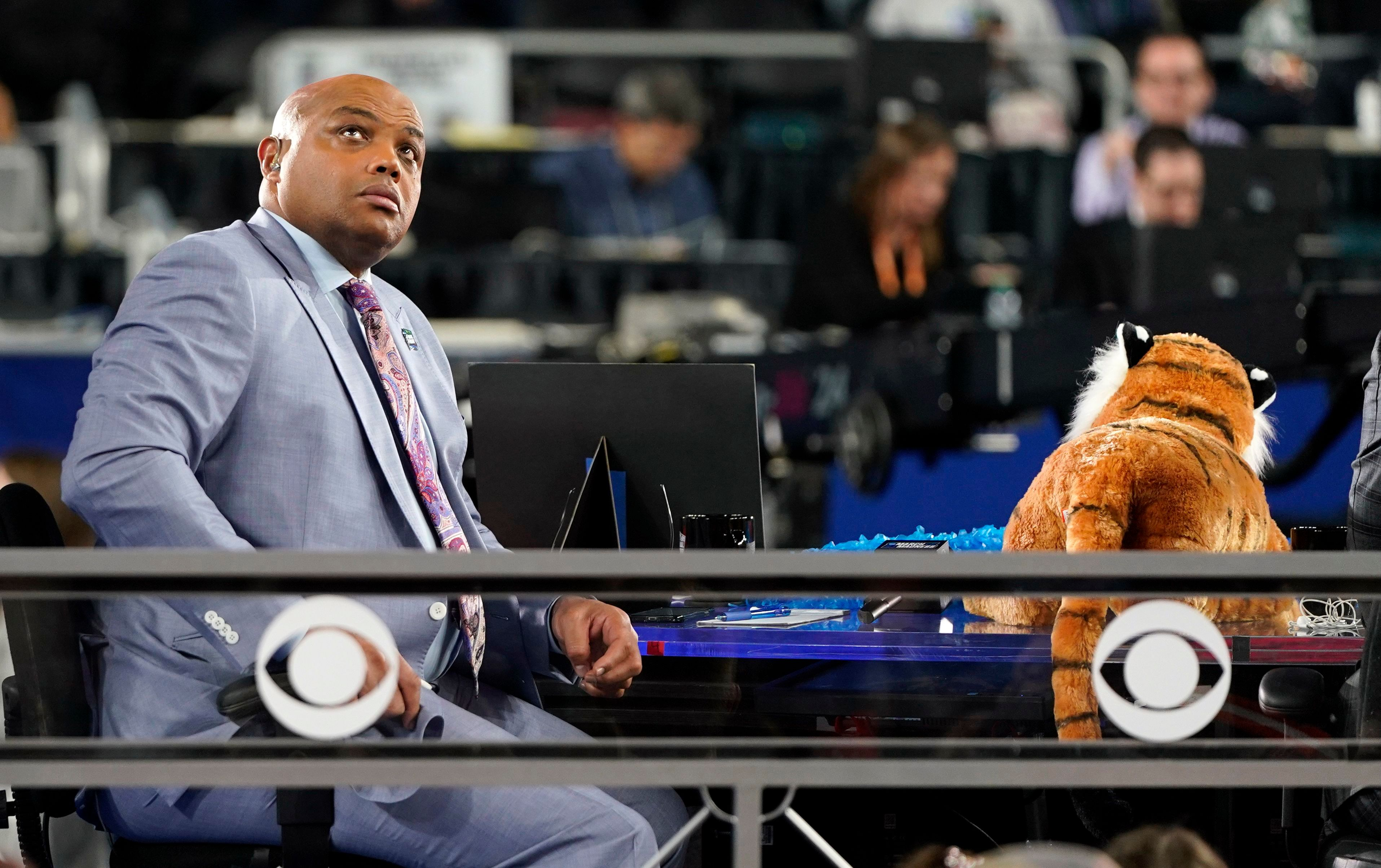 Charles Barkley Self Quarantines After Feeling Ill, Waiting for Test Results