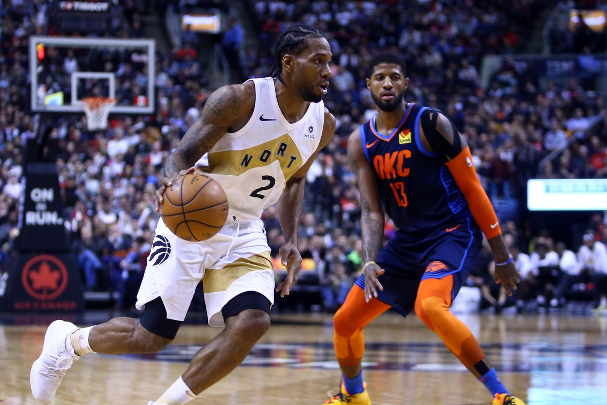 SOURCE SPORTS: Kawhi Leonard Signs With Clippers, Also Add Paul George Via Trade