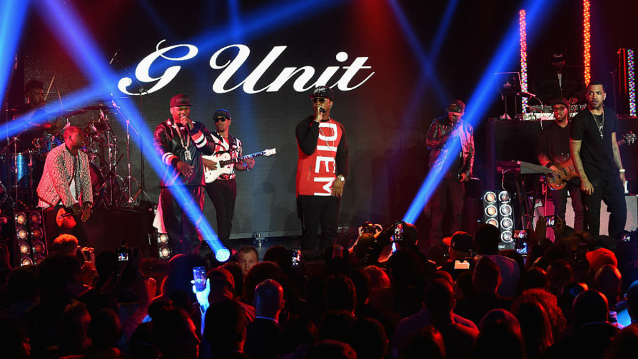 50 Cent Shades the Whole G-Unit: 'That's a Big Bag They F*cked Up'