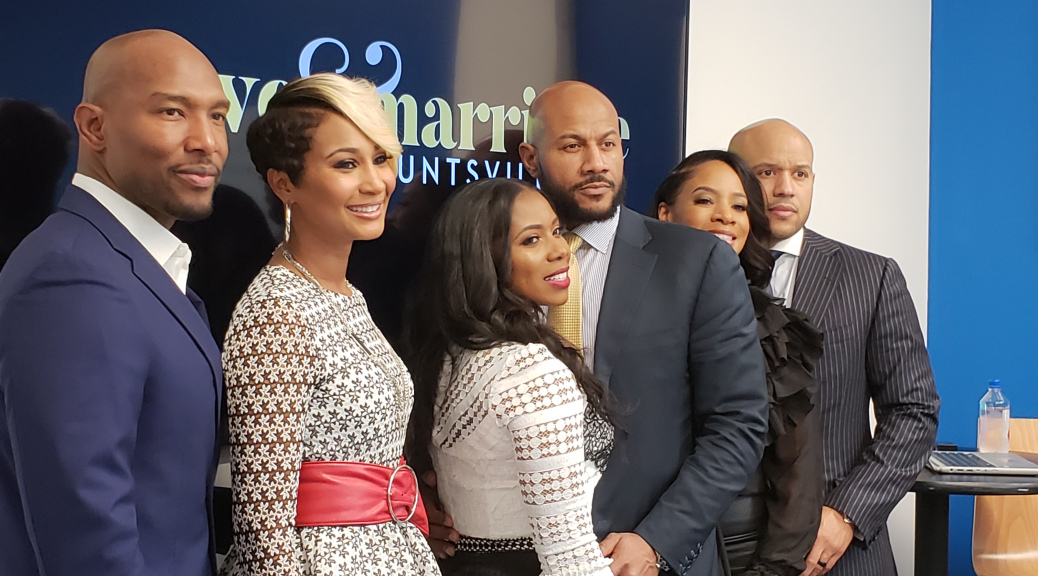 OWN's Hit Reality Series 'Love and Marriage: Huntsville' Returns on