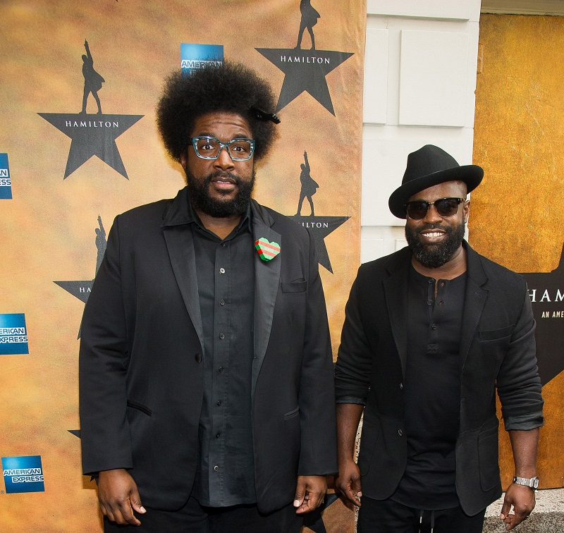 The Roots Get Their Own Street in South Philly Named After Them