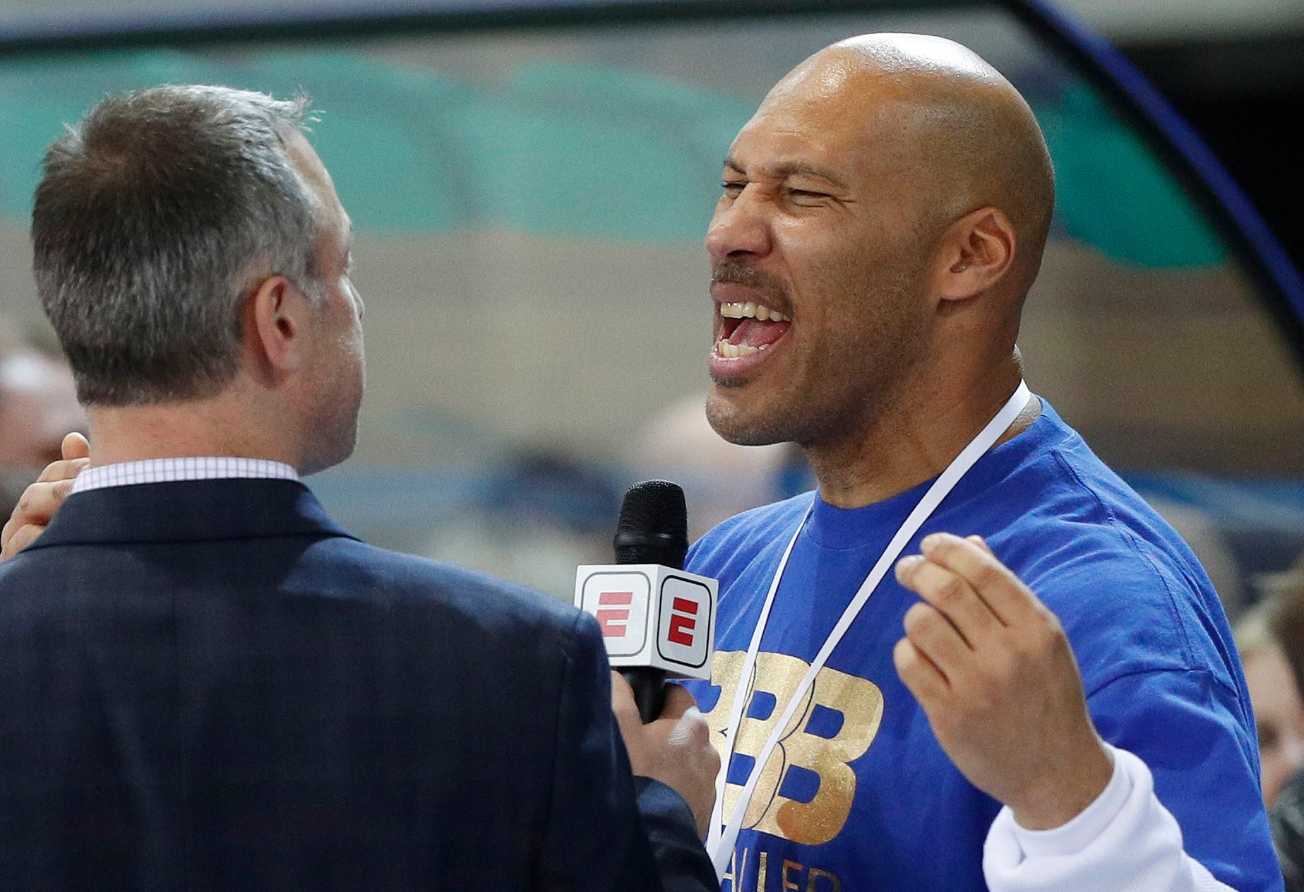 LaVar Ball Blasts the Detroit Pistons After Son LiAngelo Ball is Cut