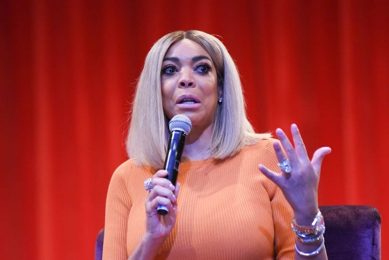 Wendy Williams Tests Positive For A Breakthrough Case Of COVID-19