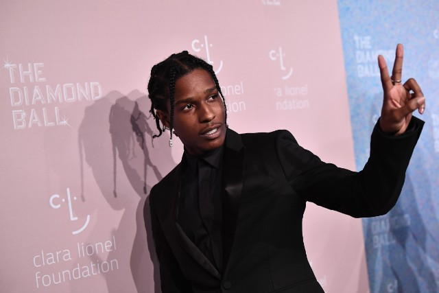 ASAP Rocky Reportedly Charged With Criminal Assault