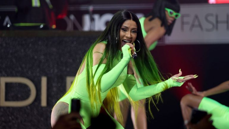 Cardi B Reschedules Indianapolis Show Following Security Threat