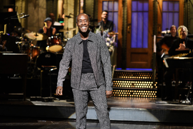 Don Cheadle Reportedly Joins 'Space Jam 2' Cast