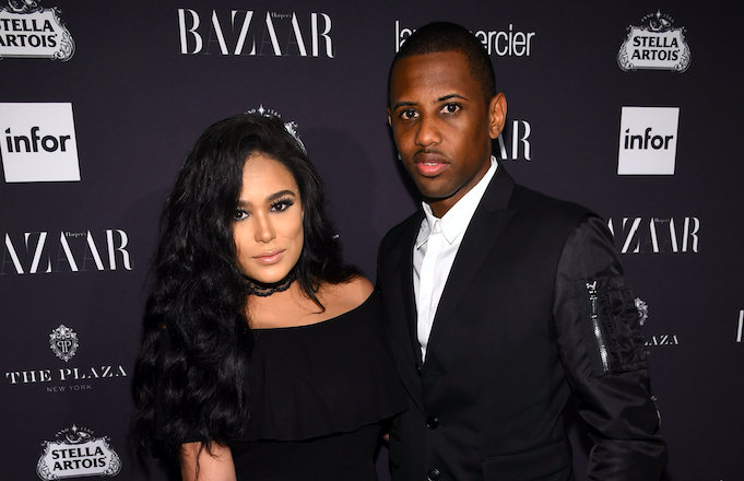 Fabolous Denies Reports of Splitting From Longtime Girlfriend Emily B