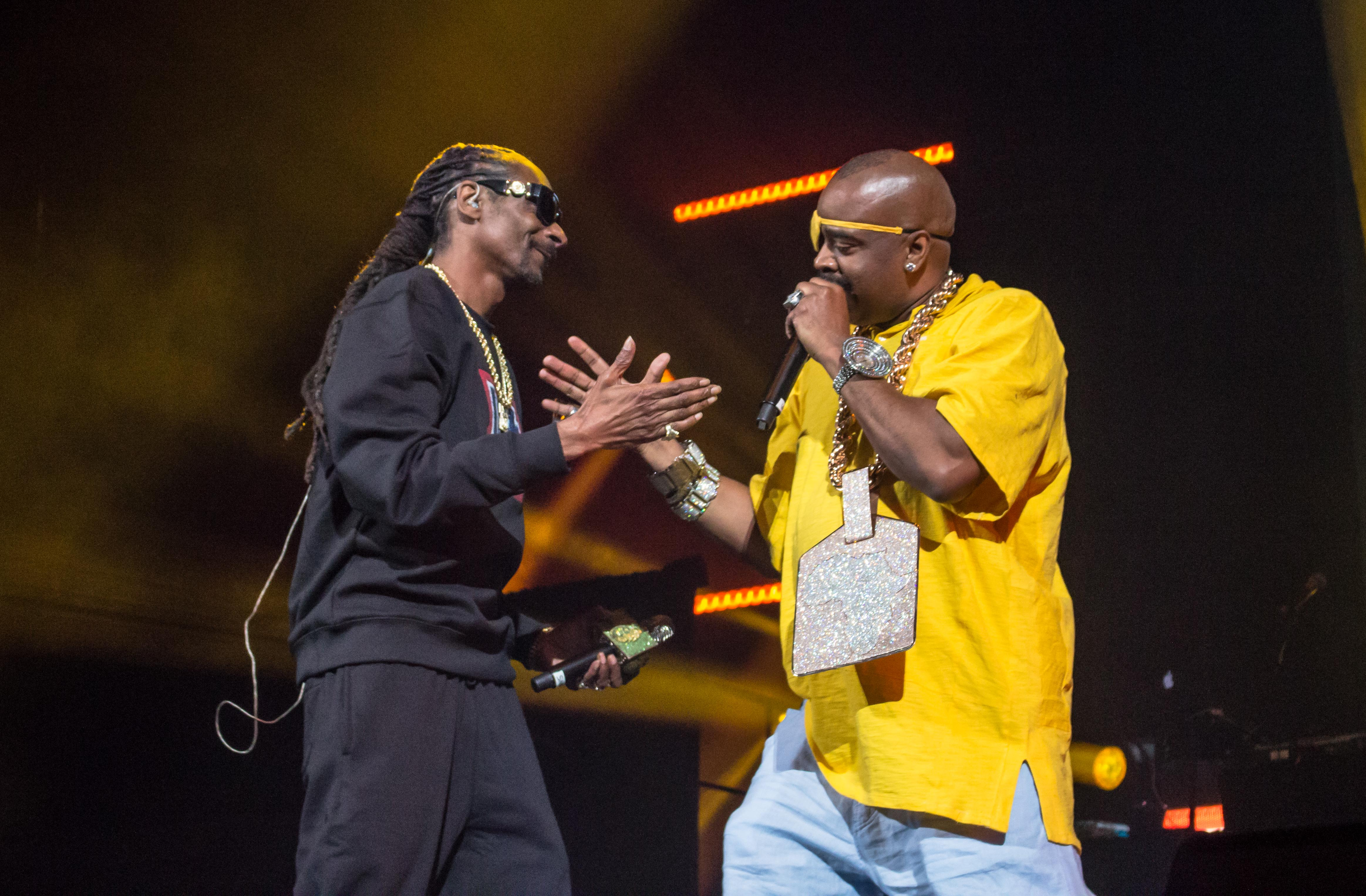 DMX, Snoop Dogg, Cam'ron, 50 Cent, And More Perform Classics