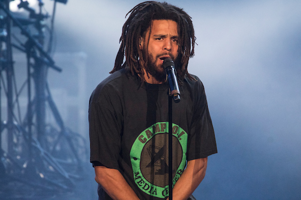 "Former NBA Player Larry Sanders Says J. Cole Has ""A Real Shot"" At Making It In The NBA"