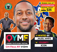 Jaleel White to Host 2019 Queens Youth Music Festival