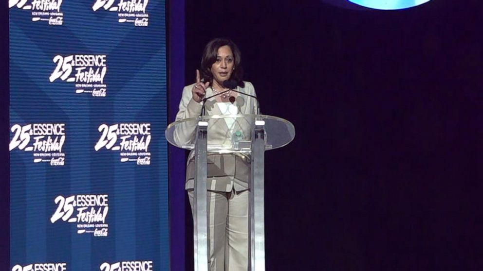 Kamala Harris Announces $100B Black Home Ownership Plan at 2019 Essence Festival
