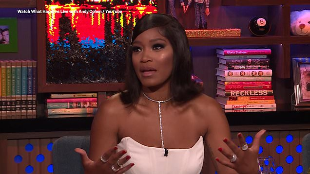 Keke Palmer Opens Up About Former Mentor R. Kelly: 'That's Not the Side I Knew'