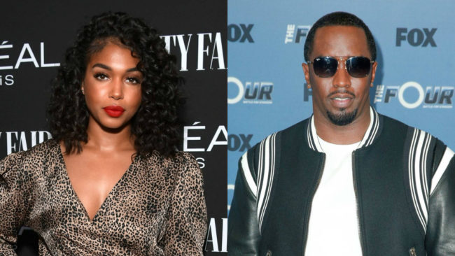 Lori Harvey and Diddy Reignite Dating Rumors After Being Spotted Meeting for Lunch