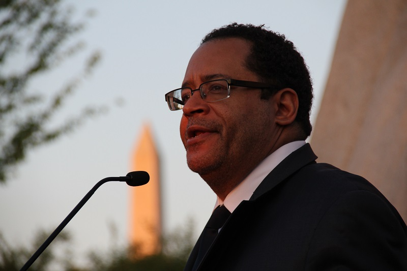 Michael Eric Dyson at Martin Luther King Jr