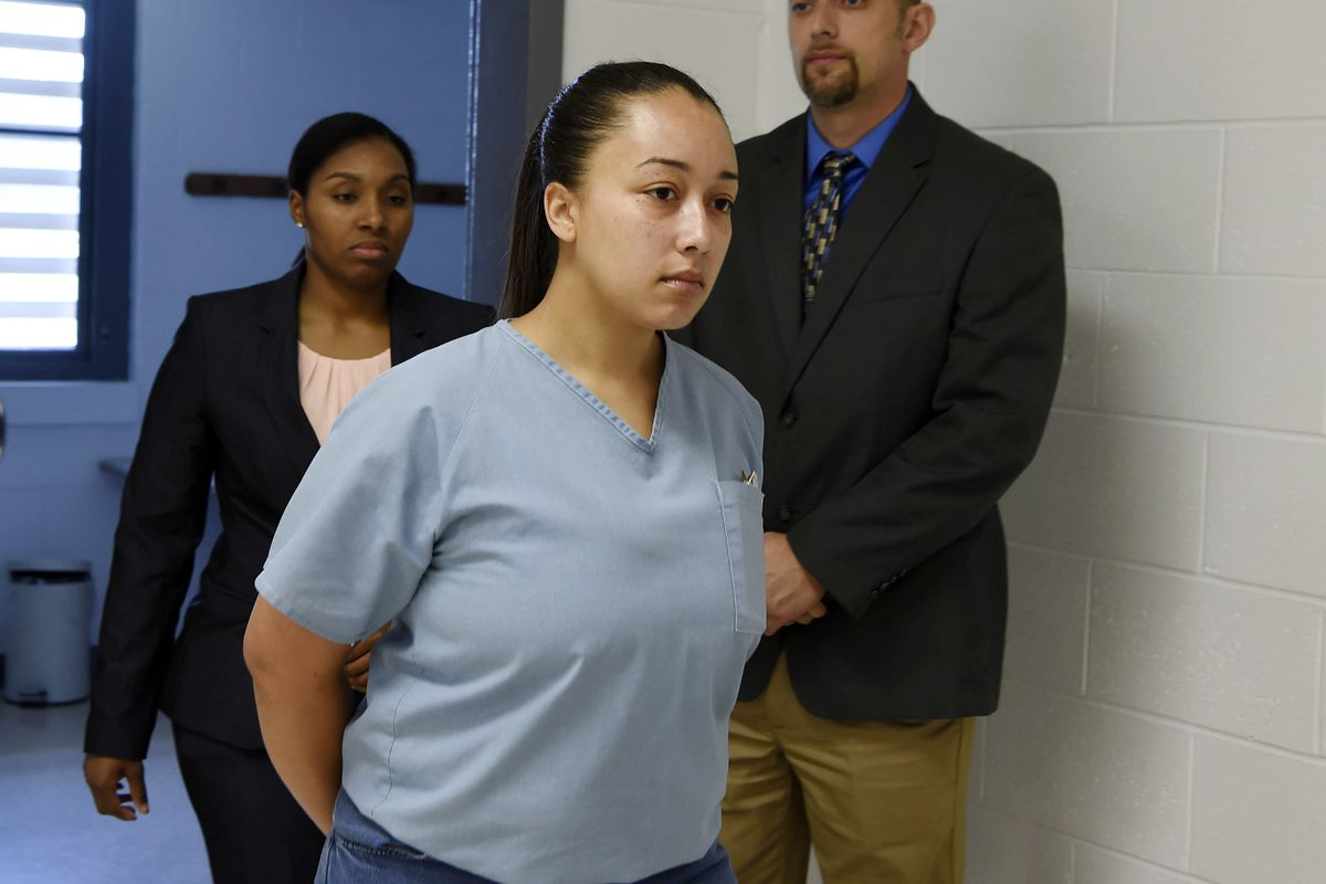 Netflix is Gearing Up to Produce Cyntoia Brown Documentary
