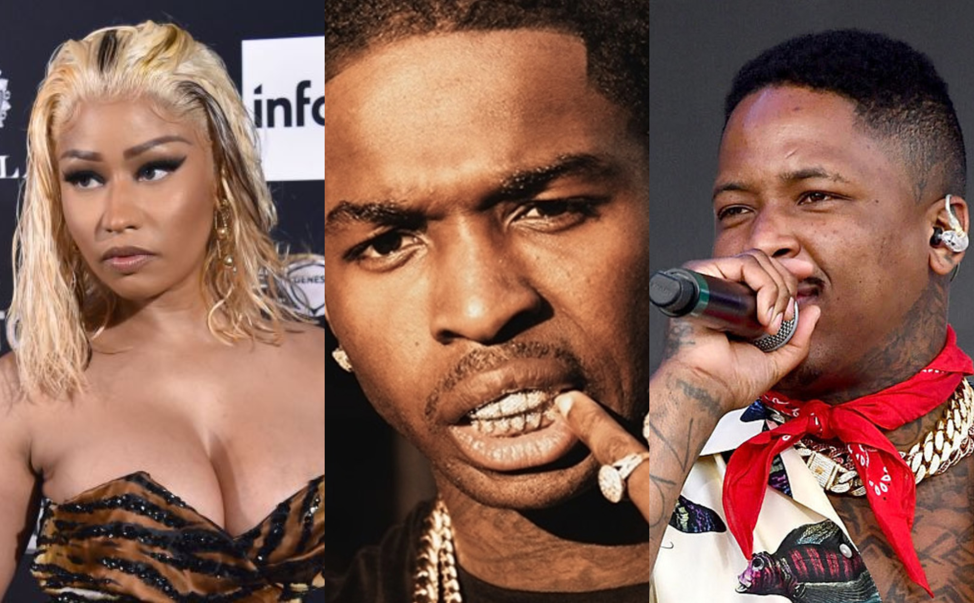 Pop Smoke Previews Nicki Minaj & YG 'Welcome to the Party' Remix at NYC Listening Party