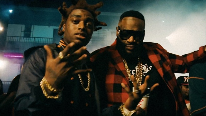 Rick Ross Claims Kodak Black Was on Lean When he Disrespected Lauren London