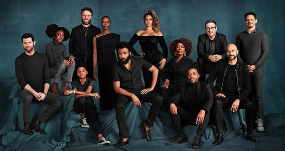 John Oliver Says Beyonce Was Photoshopped Into 'The Lion King' Cast Photo