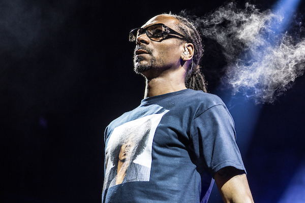 Snoop Dogg Says Eminem Isn't in His Top 10 Rapper All-Time