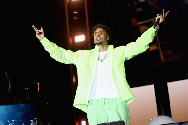 Trey Songz Sued for Punching a Hollywood Bartender