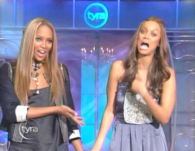 Tyra Banks Talks Past 'Rivalry' With Naomi Campbell