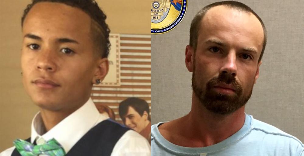 White Arizona Man Slits Teens' Throat Because his Rap Music Made him Feel 'Unsafe'