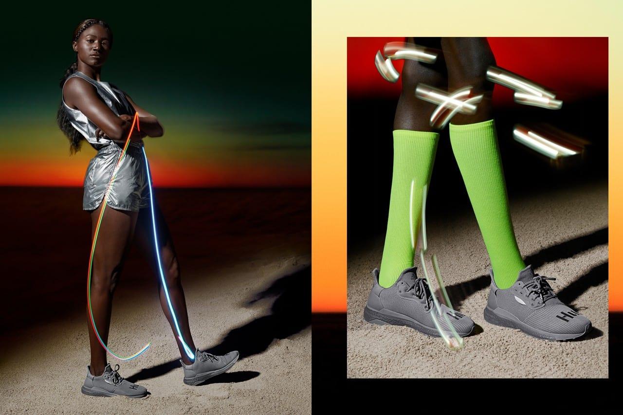 adidas pw solarhu prd greyscale lookbook
