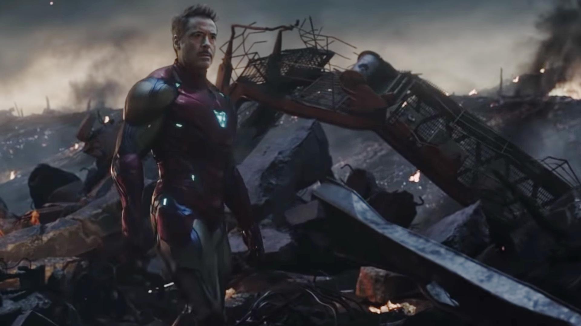 avengers endgame deleted final scene