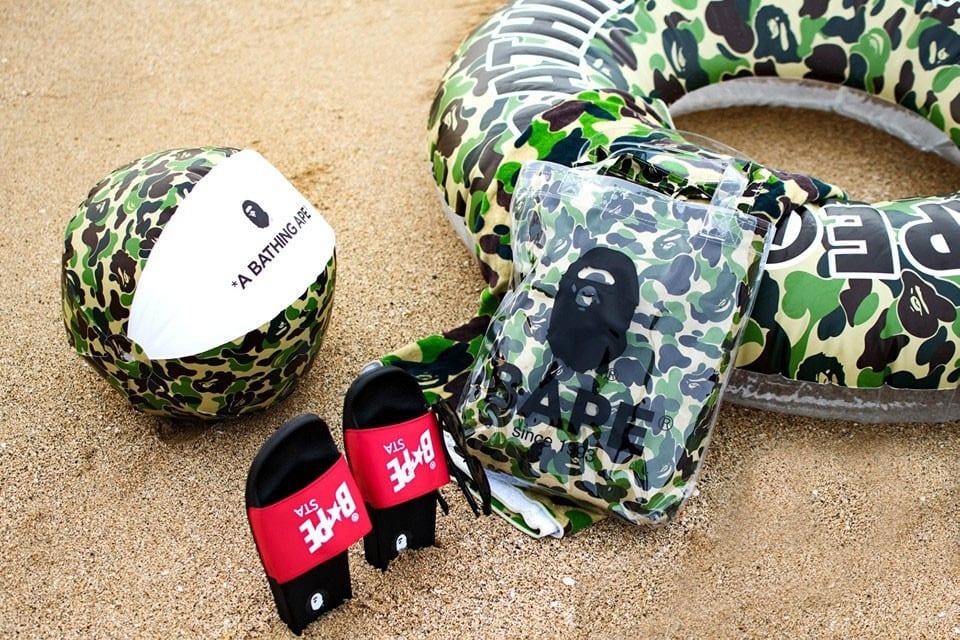 d686952f Beach BAPE! Check Out A Bathing Ape's Summer 2019 ABC CAMO Collection