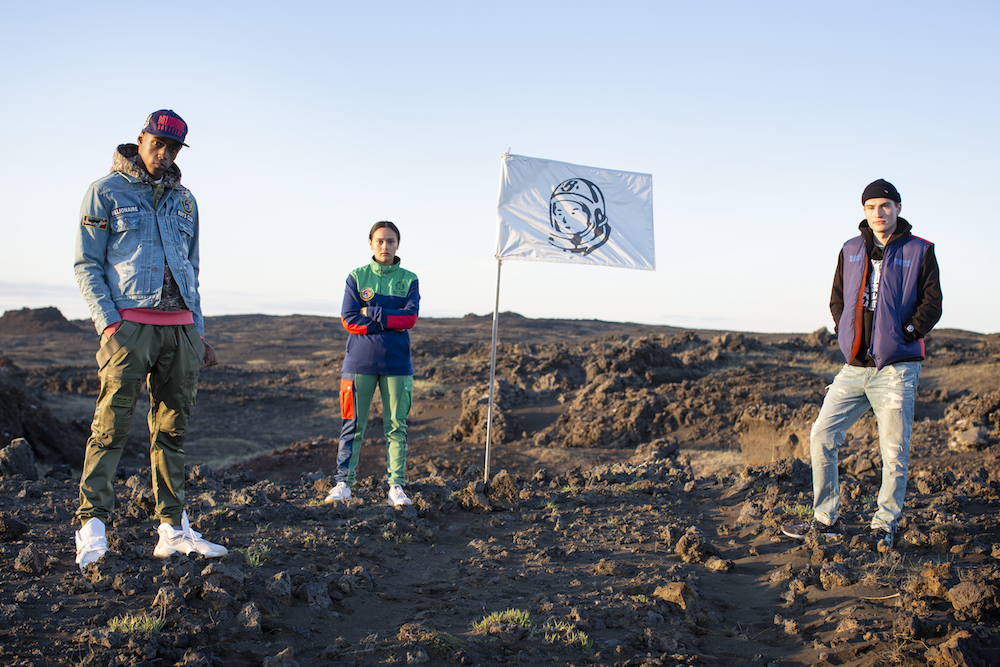 billionaire boys club fall  collection
