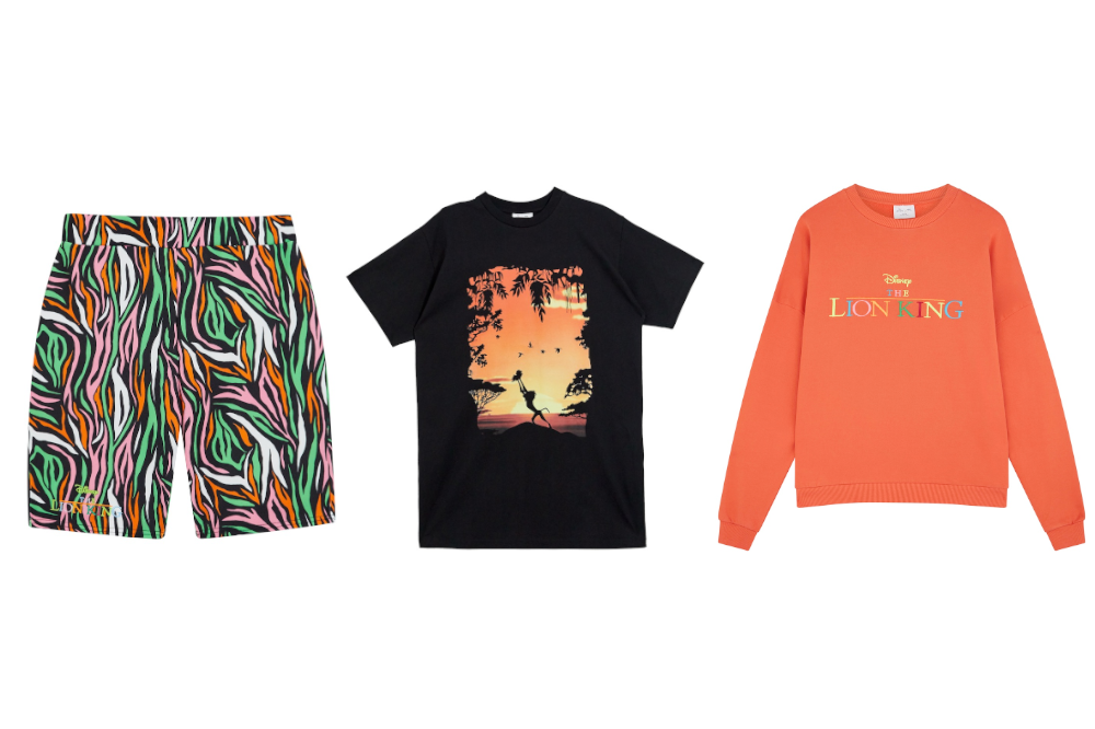 disney the lion king asos design capsule collection