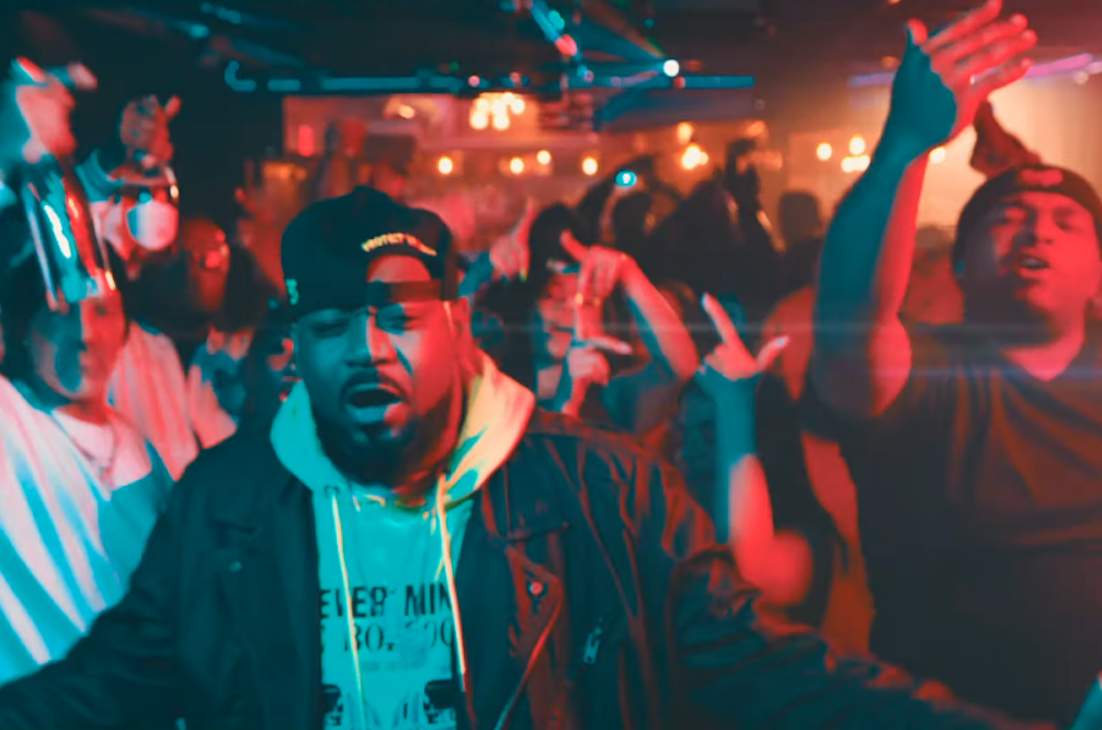 ghostface killah party over here music video