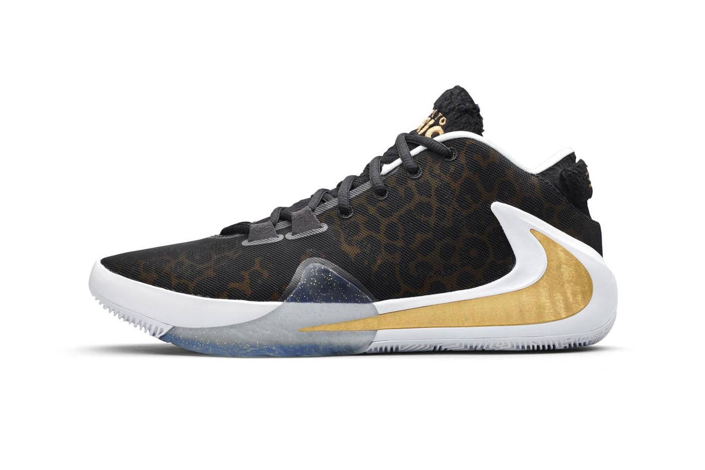 96b3b162 Giannis Antetokounmpo's Next Nike Zoom Freak 1 Colorway Pays Homage to  'Coming to America'