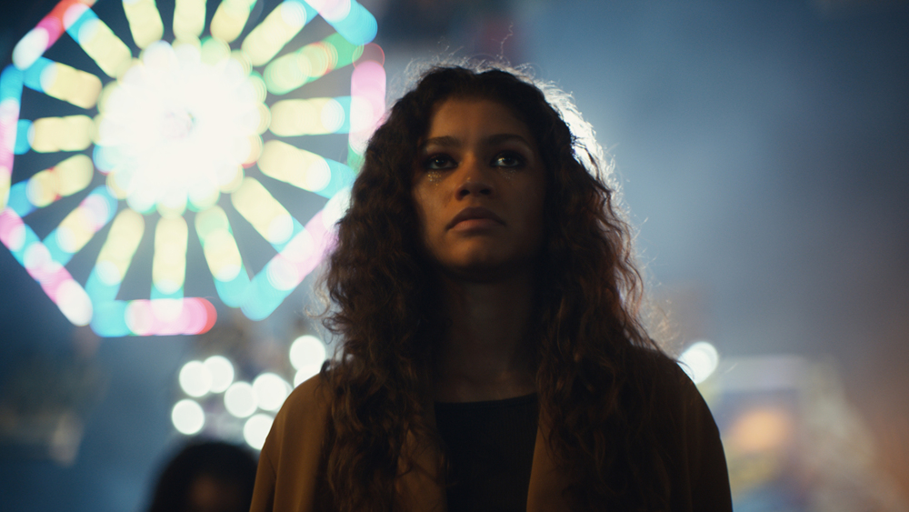 hbo euphoria zendaya renewed for second season