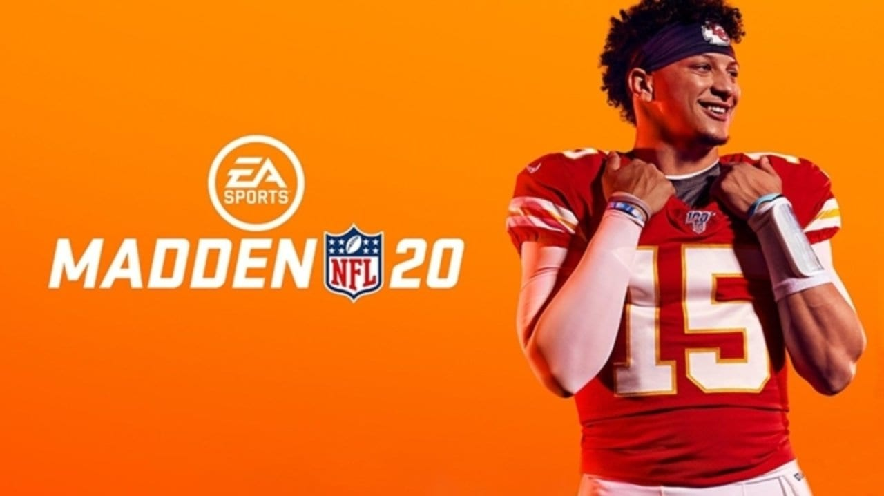 madden nfl  cover athlete