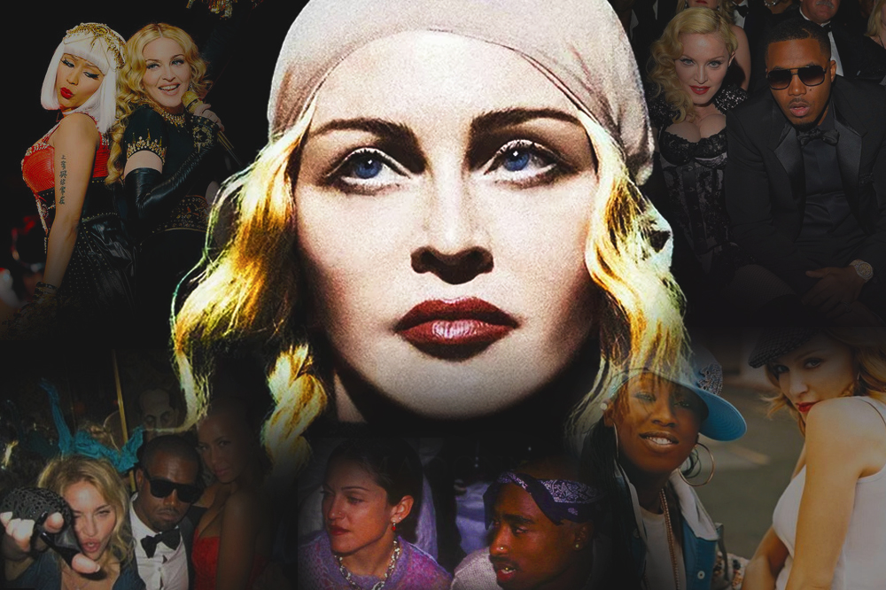 madonna  greatest hip hop rap moments