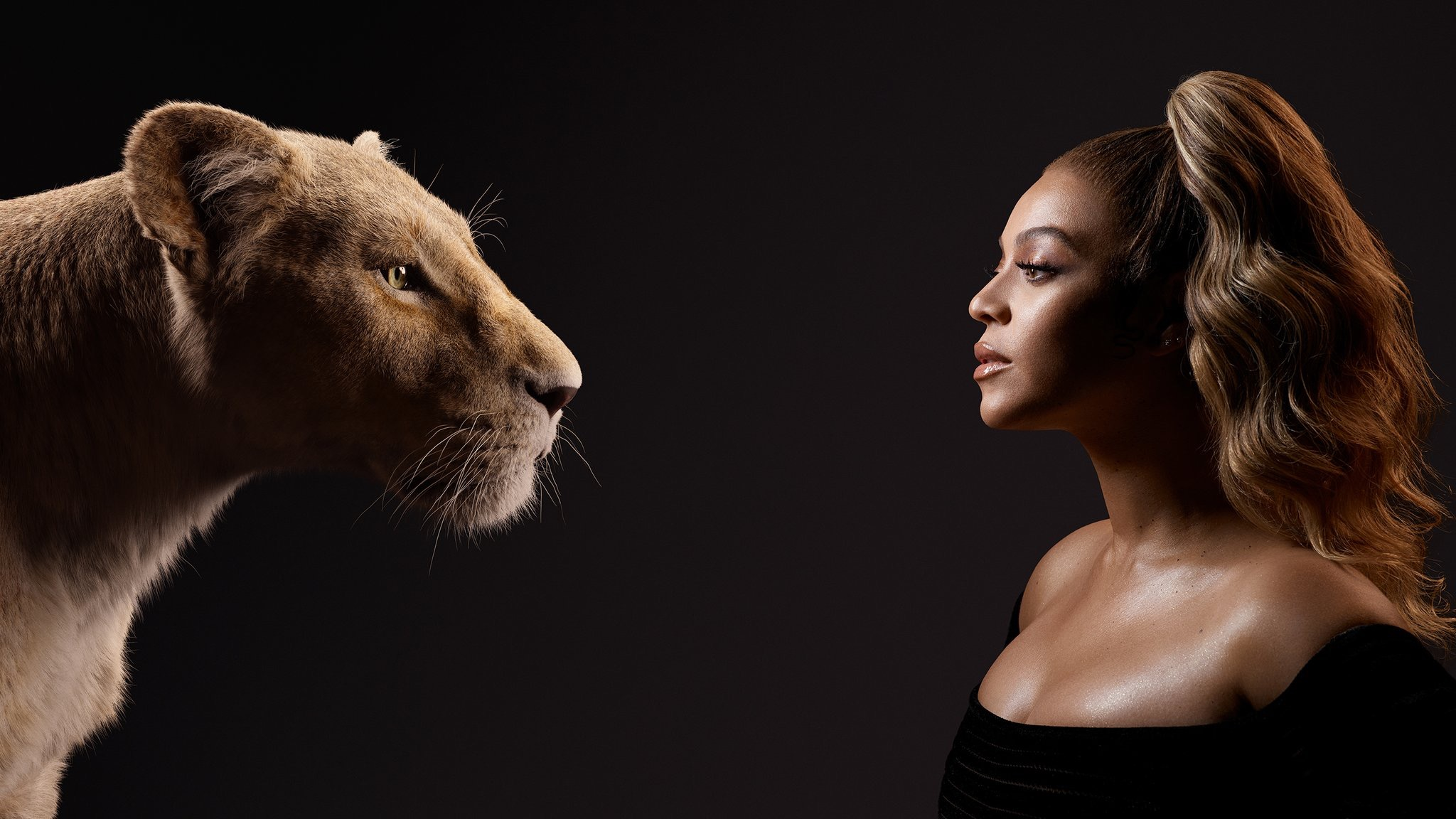 These Promo Posters For The Lion King Remake Are