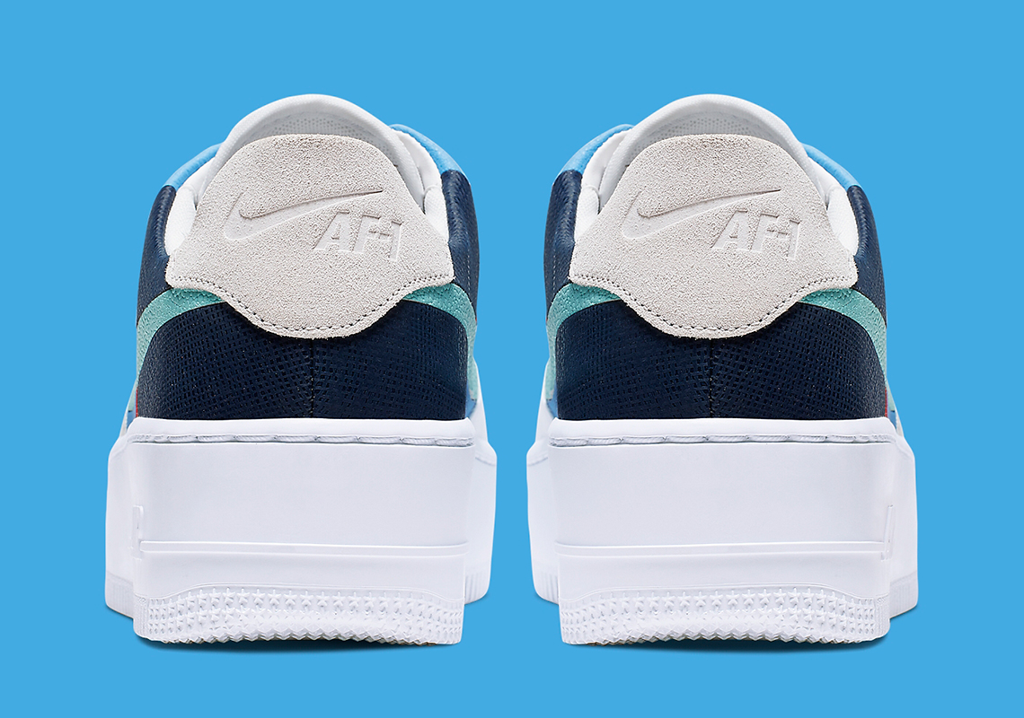 Nike Takes It Back to the Court With This Air Force 1 Sage