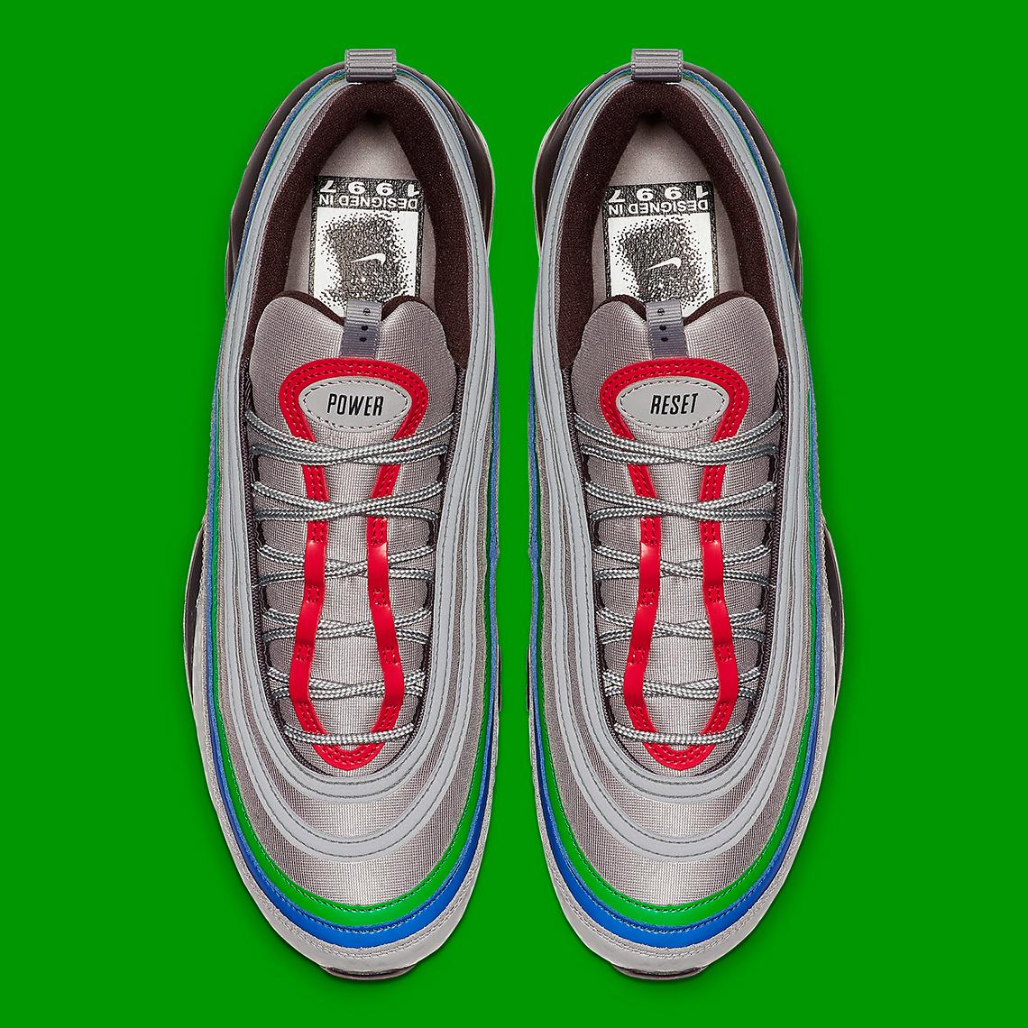 Direkt ab Werk Neu Exklusiv Nike Air Max 97 Damen