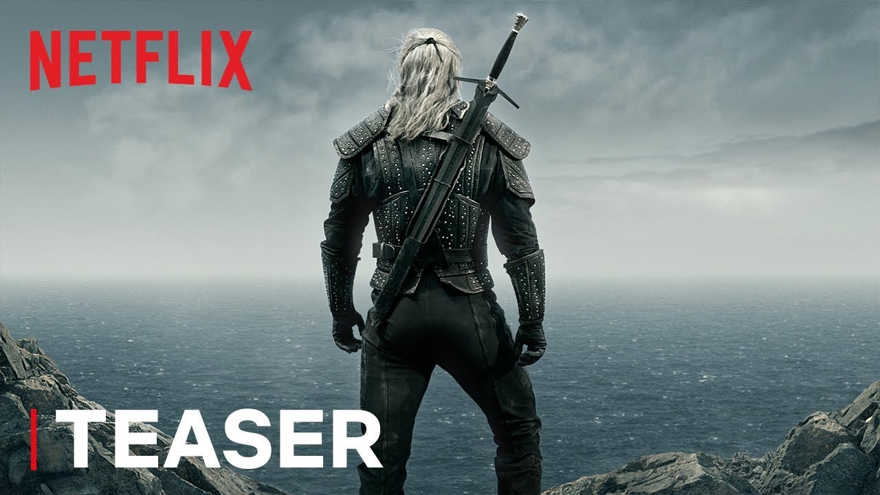 the witcher sur netflix premier