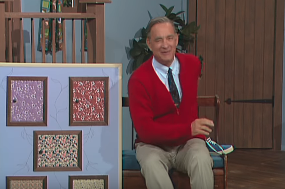 tom hanks mr rogers a beautiful day in the neighborhood trailer
