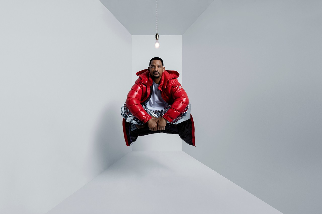 will smith moncler genius is born crazy campaign