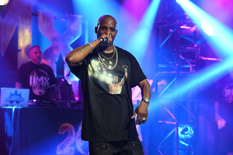 Def Jam Recordings Releases a Statement on the Death of DMX